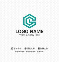 G字母商业服务LOGO设计