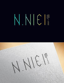 科技电子logo设计