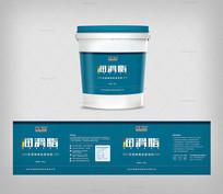 清爽润滑脂油脂桶包装 CDR
