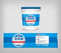 清新润滑脂企业品牌包装 CDR