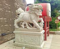 麒麟雕塑 JPG