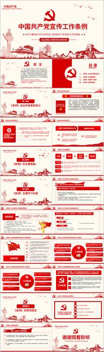 中国共产党农村工作条例学习PPT