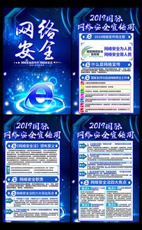 2019年国家网络安全宣传周知识展板