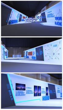 科技展示区