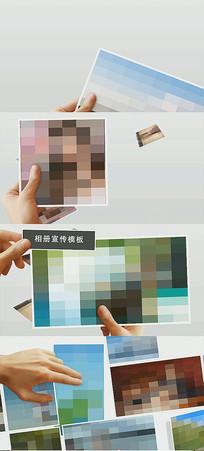 新鲜感婚礼活动家庭照片相册宣传视频