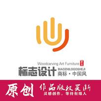 心动广告logo标志