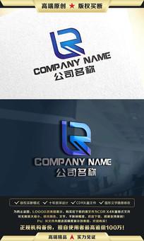 R字母标志R字母LOGO设计