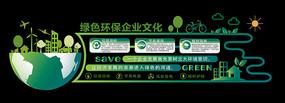 城市绿色环保文化墙