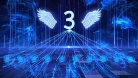 十人手印开场启动仪式会声会影X7视频模板