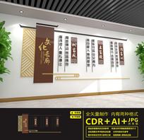 家风家训文化长廊文化墙