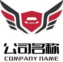 汽车logo设计 AI