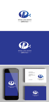 科技公司创意logo设计