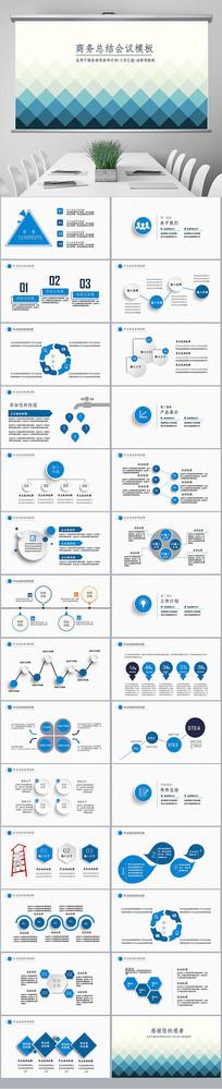商务创意营销方案活动策划广告公关企划模板