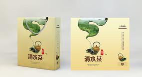 茶叶包装礼盒手提袋
