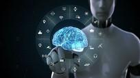 人工智能机器人视频素材 mp4