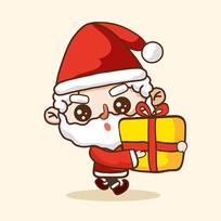 圣诞老人高清原创图片