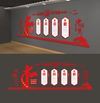 党员权利义务党建活动室文化墙