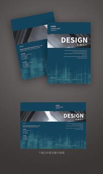 高档公司画册封面设计