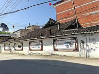 乡村围墙墙绘 JPG