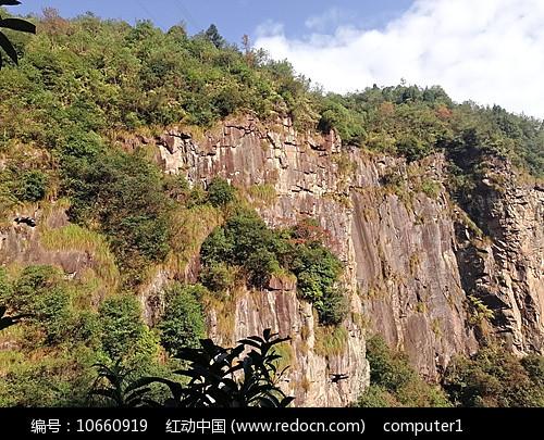 悬崖崖壁图片