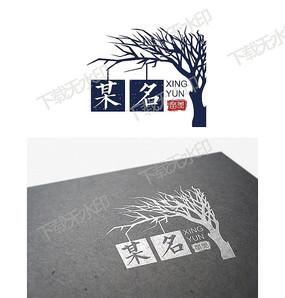 高端餐饮饭店logo设计