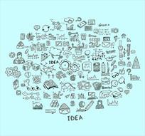 矢量创意符号图标图形设计
