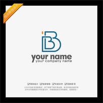LBB字母IB字母LOGO