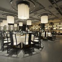 新中式酒店餐厅