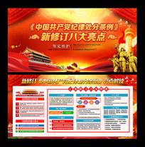 中国共产党纪律处分条例八大亮点解读