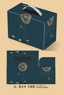 中国风年节通用包装