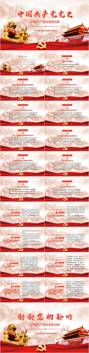 中国共产党党史ppt