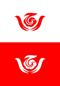 百字元素Logo设计 CDR