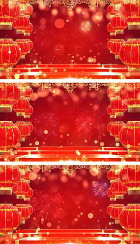 春节联欢晚会视频背景视频素材