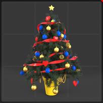 圣诞节元素圣诞装饰品