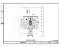 厂区花坛平面方案