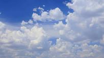 天空白云移动视频素材