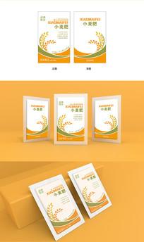 小麦肥包装设计
