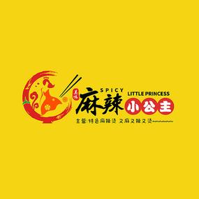 麻辣烫麻辣香锅冒菜餐饮logo标志