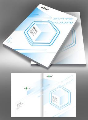 生物科技公司画册