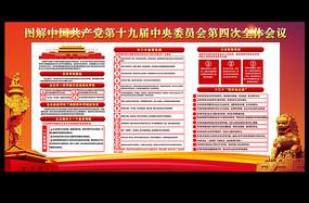 中国共产党十九届四中全会公报