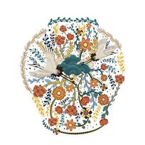 原创手绘中国风青花瓷