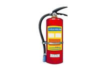 原创手绘消防器材灭火器素材PSD