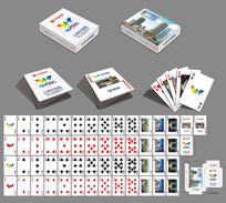 房地产扑克牌