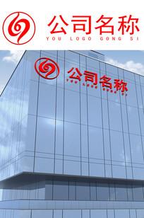 高端大气企业标志LOGO设计