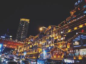 繁華夜景街道意向圖 JPG