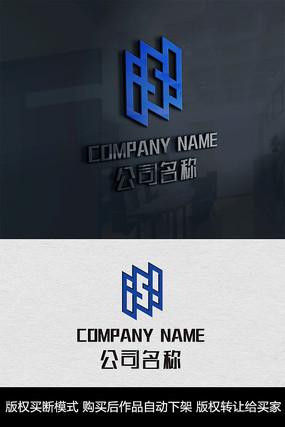 S字母logo标志商标设计 CDR