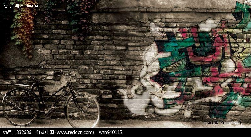 原创设计稿 海报设计/宣传单/广告牌 海报设计 街头风格仿古地板海报图片