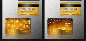 精美VIP卡模板设计 尊贵VIP卡模