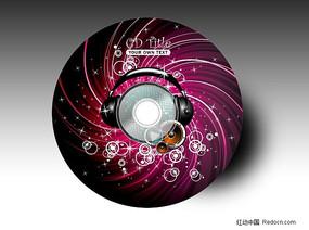 音乐光盘封面设计