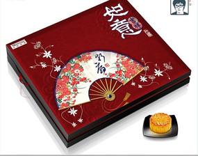 月饼盒包装-如意吉祥